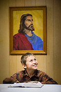 Christian education and worship at Mount Calvary Lutheran in Holdrege, Nebraska