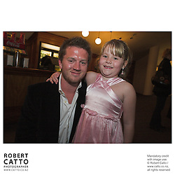 Ryan O'Kane;Faith at the Out Of The Blue Premiere 06 at the Embassy Theatre, Wellington, New Zealand.<br />