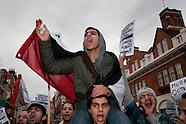 Egyptians support Revolution, London 05.02.2011