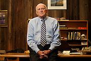 Michael Schrunk, Multnomah County District Attorney.