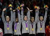 Gymnastics, Womens - Team Final