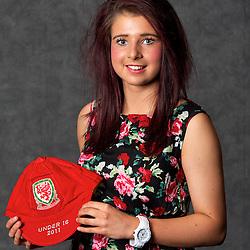 120519 Wales U16's Caps Presentation