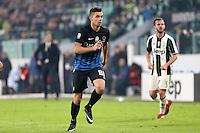 Torino - Serie A 201617 - Serie A 15a giornata - Juventus-Atalanta - Nella foto: Alberto Grassi   - Atalanta