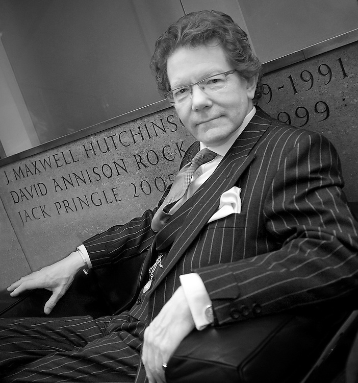 Maxwell Hutchinson past RIBA President
