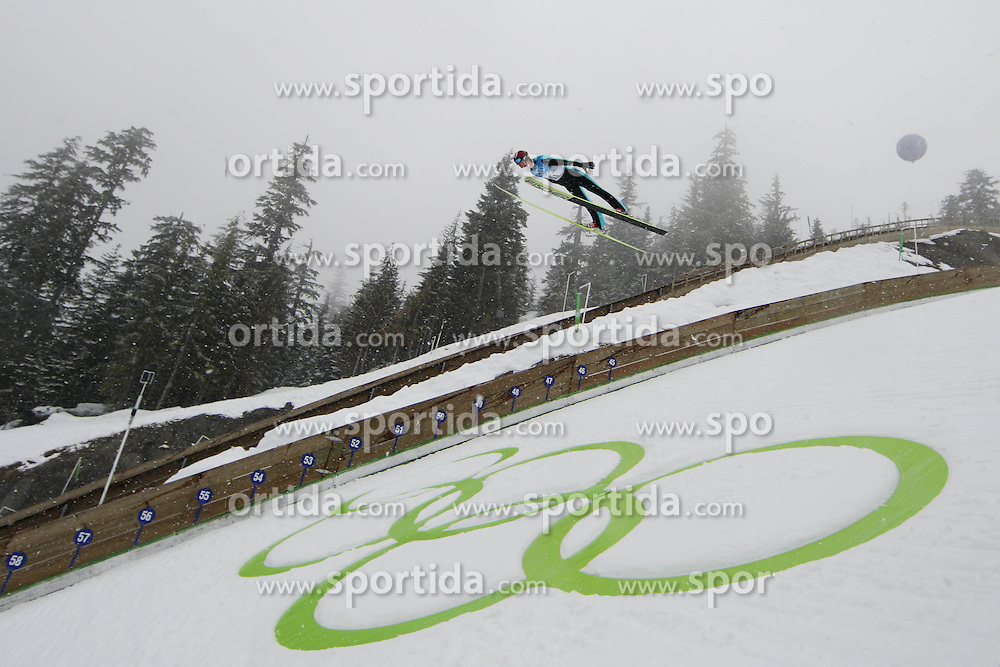 Olympic Winter Games Vancouver 2010 - Olympische Winter Spiele Vancouver 2010, Ski Jumping, Skispringen, Andreas WANK (GER) * Photo by Malte Christians / HOCH ZWEI / SPORTIDA.com.
