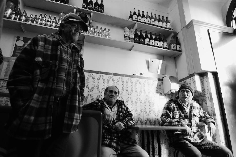 Traditional tavern at Alfama