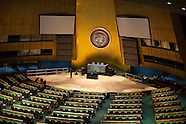 United Nations Stage Build