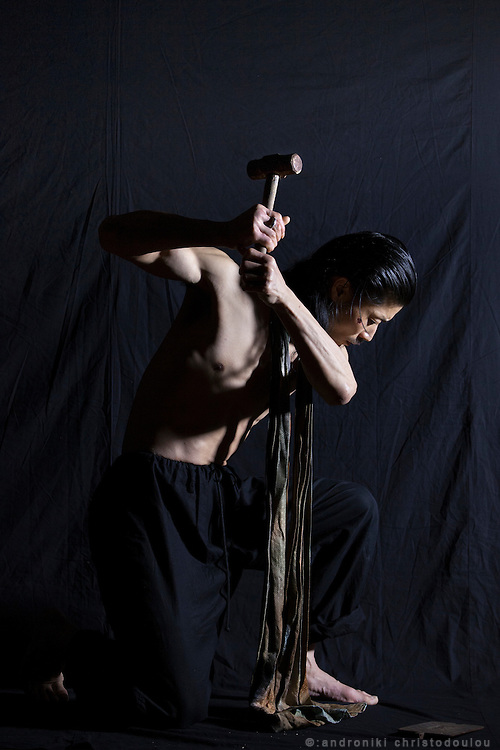 Butoh Dancer Taketeru Kudo