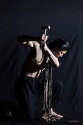 Butoh Dancer Taketeru Kudo