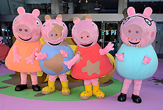 1 FEB 2015 Peppa Pig - The Golden Boots Premiere