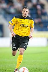 Livingston's Jason Talbot..Falkirk 4 v 3 Livinston, 5/11/2011..Pic © Michael Schofield.