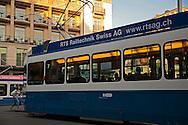 Changing Trains, Paradeplatz, Zurich