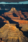 Buddha Temple, Grand Canyon National Park.
