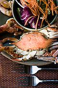 Lunch at Knai Bang Chatt. Kep, Cambodia