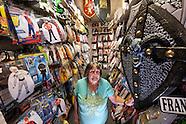Ursula Boschet, owner of Ursula's Costumes
