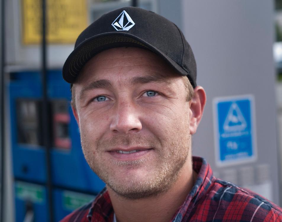 Enkät - norskt bensinpris - Vegard Andreasen .