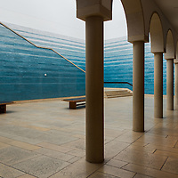 Blanton Art Gallery.