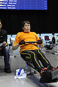 Birmingham, Great Britain,  Women's 55-59 Gold medallist, Old Wrecks IRC, competing at the 2008 British Indoor Rowing Championships, National Indoor Arena. on  Sunday 26.10.2008 . [Photo, Peter Spurrier/Intersport-images] .