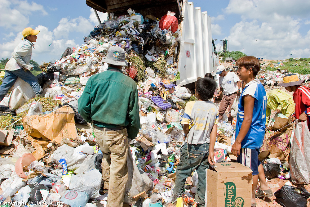 Garbage Dumps in Mexico Mexico Garbage Pickers