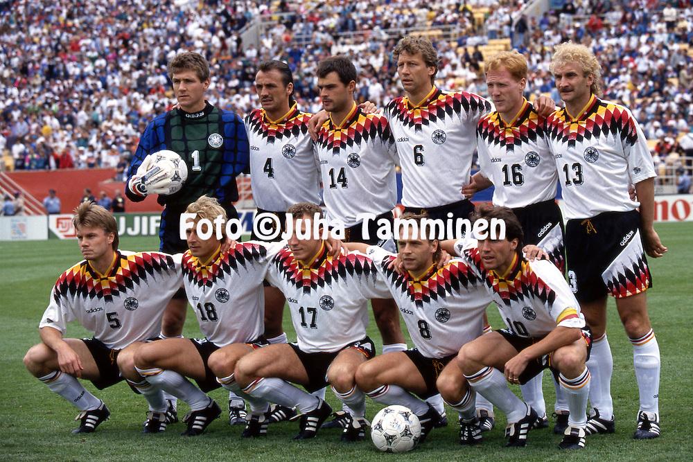 wm 1994 deutschland