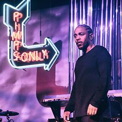 Kendrick Lamar at The Fox Theater - Oakland, CA - 11/11/15