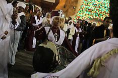JAN 6 2013 Bethlehem Orthodox Christian Celebrations