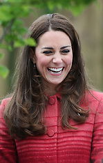 MAY 29 2014 Duke and Duchess of Cambridge in Scotland