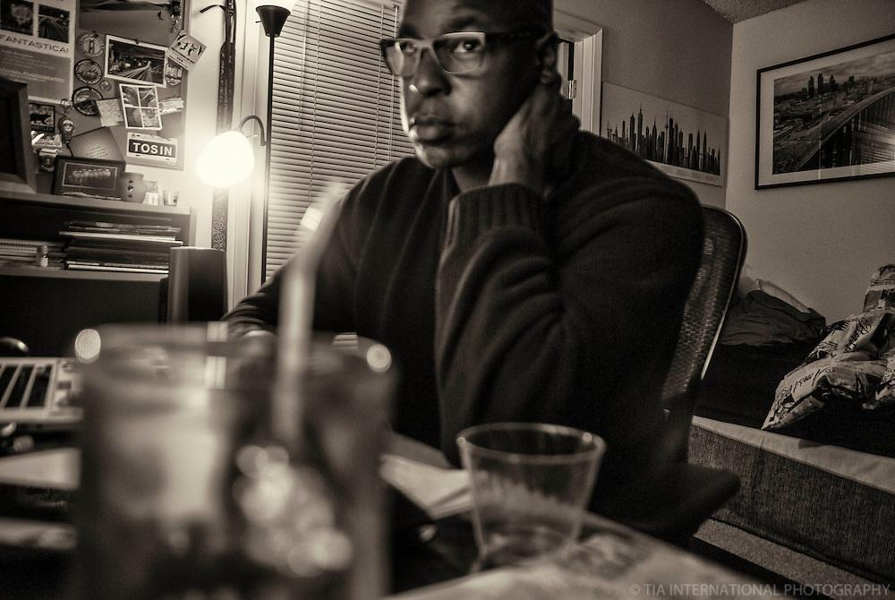 SEPTEMBER 28th:  Pensive