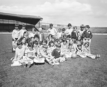 Educational Tours Visit Croke Park..25.06.1976  25th June 1976