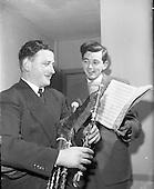 1959 – 20/01 Sean Seery and Breandan O'Dubhghaill