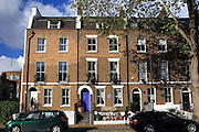 Georgian Terraces in Lambeth, South London