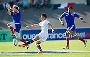 5 June France v England