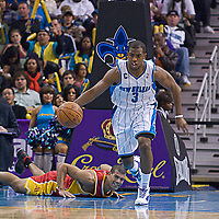 Houston Rockets VS New Orleans Hornets 01.02.2010