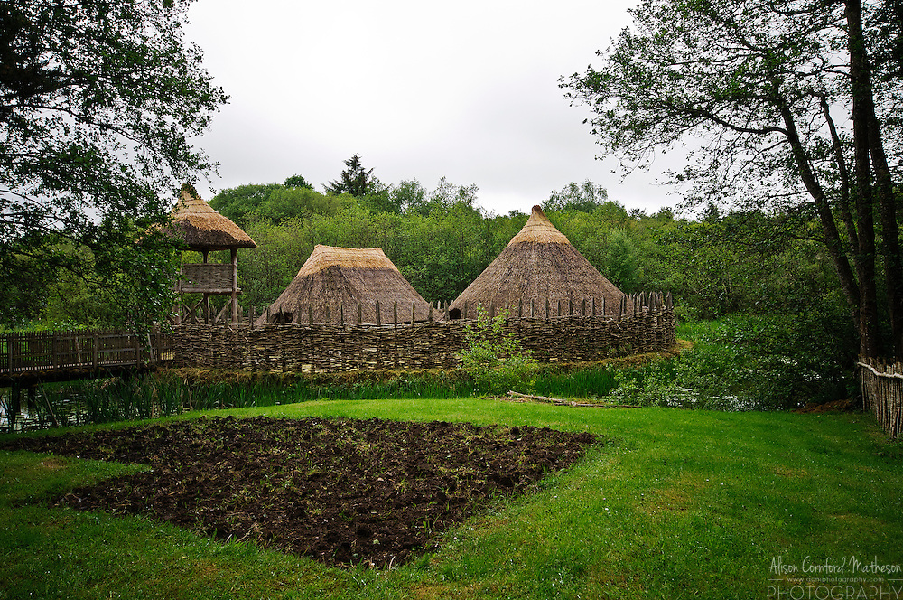 Craggaunowen - The Living Past, Prehistoric Park, is maintained by Shannon Heritage and contains a tower house, The Crannog and a replica of The Brendan, a small boat called a curragh.