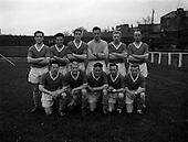 1960 - League of Ireland: Cork Celtic v St Patrick's Athletic at Richmond Park
