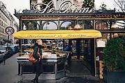 Le Dome restaurant, Paris