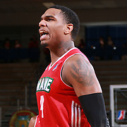 NBA D-LEAGUE BASKETBALL 2016 - FEB 19 - Maine Red Claws defeats Delaware 87ers 127-109