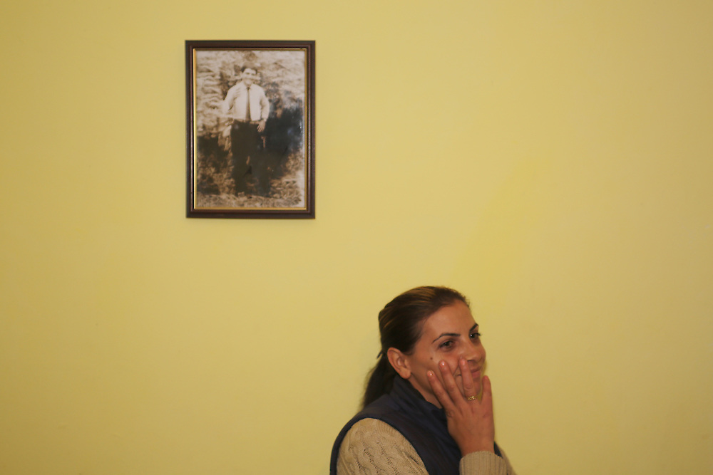 Ribenna, one of Razvan's three sisters
