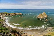 Pacific Coast, Elk, California, Mendocino County