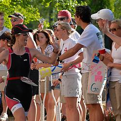 Triathlons - 2010 Ironman 70.3 Boise