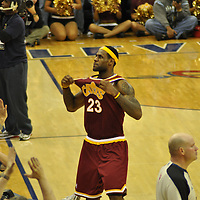 Cleveland Cavaliers vs Los Angeles Lakers - January 21, 2010