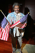 Don King at The HipHop Inagual Ball Hennesey Lounge held at The Harman Center for the Arts in Washington, DC on January 19, 2009..The first ever Hip-Hop Inaugural Ball, a black tie charity gala, benefiting the Hip-Hop Summit Action Network. The Ball will kick off with a star-studded red carpet presentations of the National GOTV Awards, recognizing artists who have made outstanding contributions to the largest young adult voter turnout in American history.