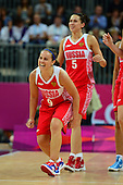 Basketball, Womens - Canada vs Russia (Preliminary Round Group A)