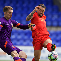 160814 Liverpool U23 v Southampton U23