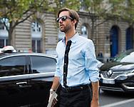 Menswear Look at Lanvin SS2017