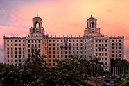 Hotel Nacional de Cuba, Havana Vedado, Cuba.