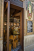 Tapas bar in Sevilla Spain near Plaza de Torros photo Piotr Gesicki