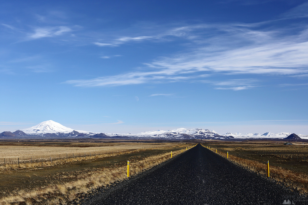 Rangárvallavegur & Hekla in Southern Iceland