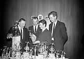 966 Beamish and Crawford Bowling Presentation at Portmarnock