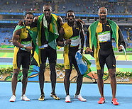 19 August - Athletics Evening session